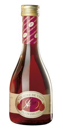 Vinagre de Vino a la Frambuesa