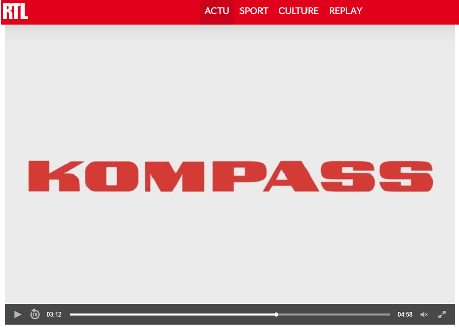 Top moments from Patrick Coupier, President of Kompass International, Interview with RTL Radio
