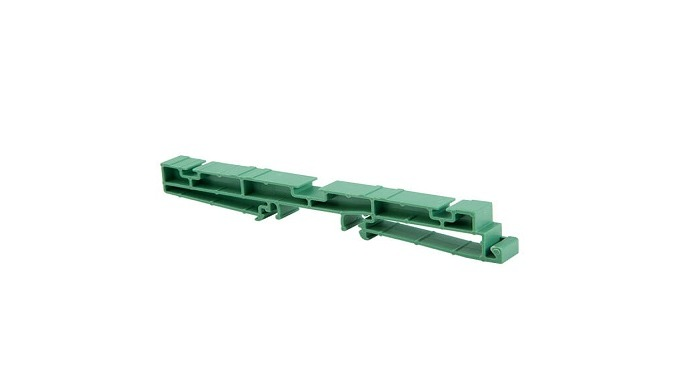With its modular construction that can be extended and shortened, 108mm profile (1m and 2m), cover and raiser, 35mm W au