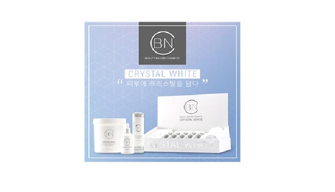 BNC Crystal white | skin lightening mask