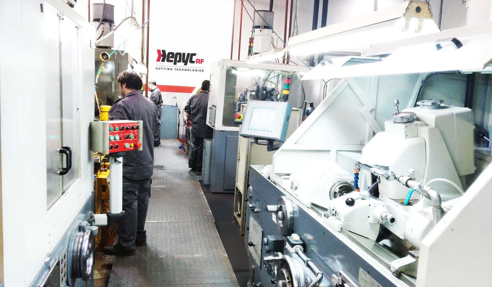 Nueva planta de fabricación avanzada