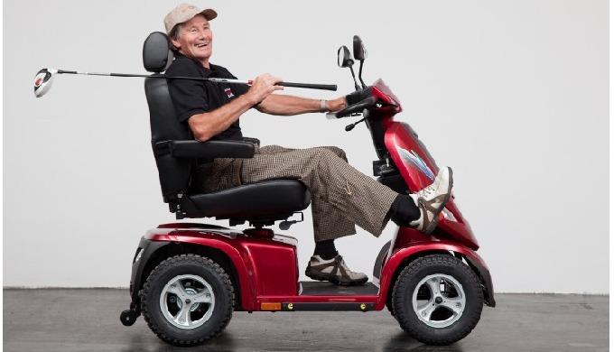 Seniorenmobile - Elektrofahrzeuge für Senioren
