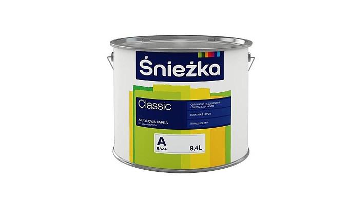 SNIEZKA CLASSIC emulsie acrilica pentru interior