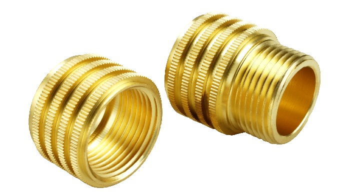 Male & Female threaded PPR Brass Inserts Fittings used in PPR Moulding for the transportation of cold and hot water. We