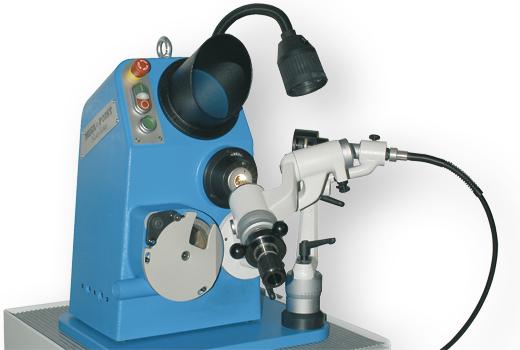 Optische Präzisions-Bohrerschleifmaschine Affûteuse de forets de précision à contrôle optique Optical Precision Drill Gr