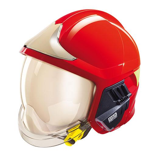 Développé en collaboration avec des pompiers du monde entier, le casuqe Gallet F1 XF définit les nouveaux standards en m