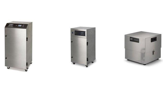 Los sistemas de extracción y aspiración de humos para equipos láser son aconsejables, porque protegen al usuario del pol