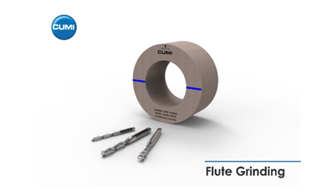 About: Being a high depth of cut, form generating grinding process. Flute grinding operations are at high speeds and rem
