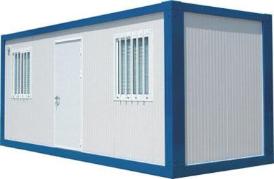 Alquiler Casetas metálicas aisladas de 4×2,40 m. Casetas metálicas aisladas de 6×2,40 m .Casetas metálicas sanitario de