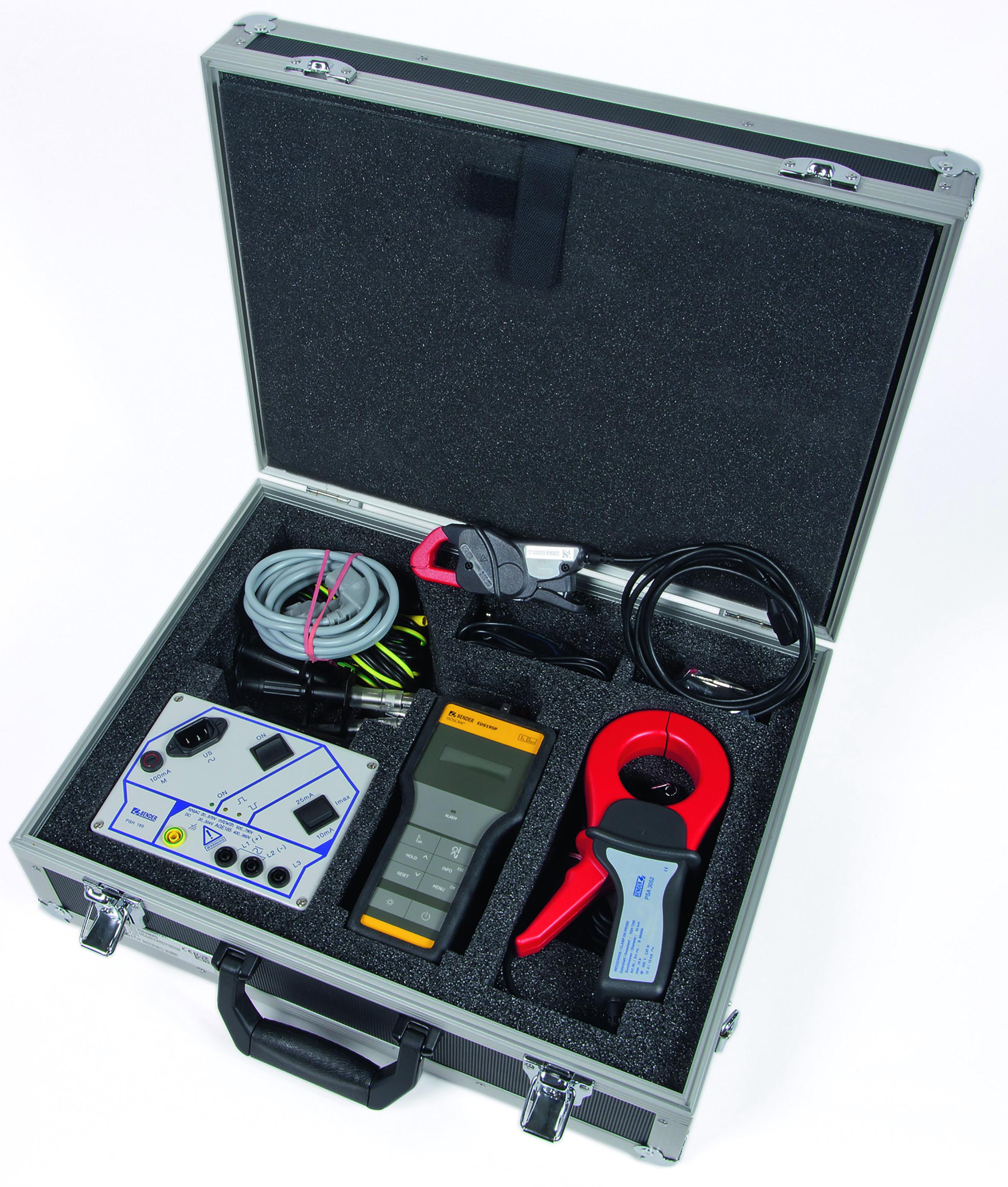 Verificación inicial y periódica de sistemas IT (suministros de electricidad aislados de tierra)