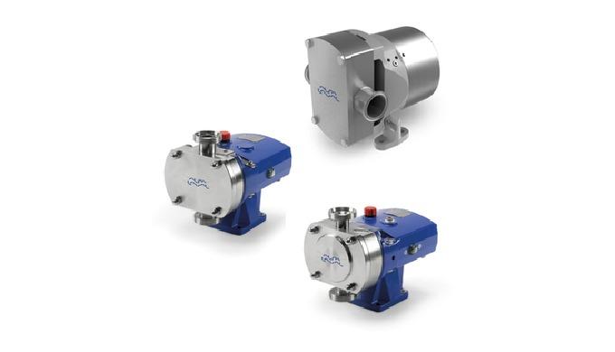 Nos pompes à lobes rotatifs sont conçues pour les fluides à faible, moyenne et haute viscosité et offrent une action de