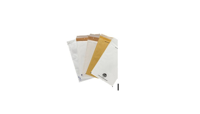 Bubble Lined Bags™, Original Jiffy Bags™, & Coloured Padded Envelopes