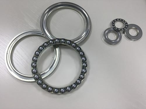 Zinc Plated Bearings Developed by CWL