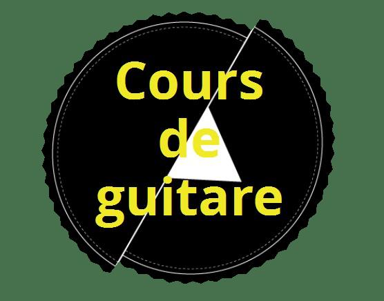 -Cours particuliers de guitare à mon domicile à 5min à pied de la gare La Barre Ormesson ou à 10 minutes en train de Par
