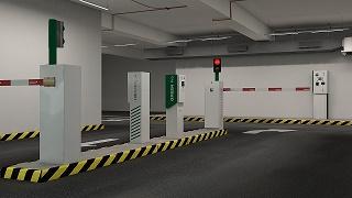 Parkovací systém GPE4P Economy nové generace představuje ekonomicky výhodné řešení pro řízení provozu parkoviště s minim