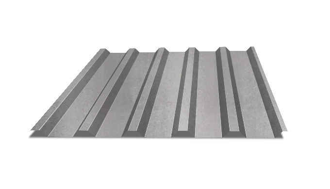 Trapezoidal Roofing Sheet Hornval T35