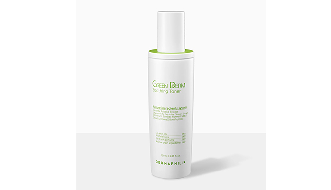 Green Derm Soothing Toner