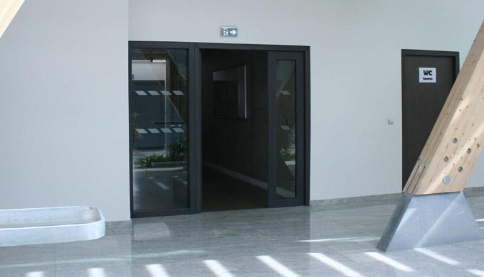 Blocs-portes bois vitrés EI30 - EI60