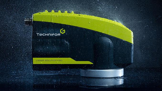 Technifor lanza su gama completa de de equipos de marcaje láser integrables: Laser Solution Serie-F. Una gran variedad d