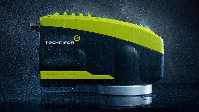 Technifor: Equipos de marcaje láser por fibra pulsada Serie-F