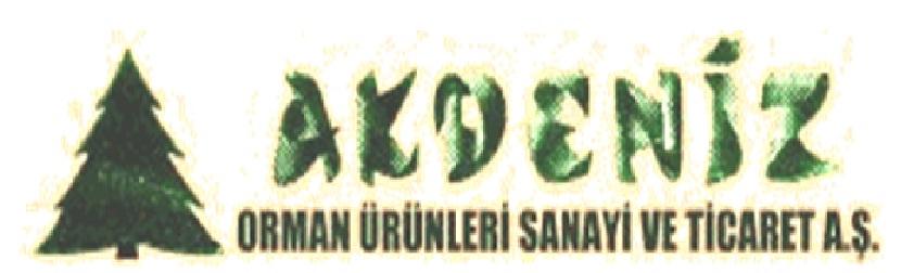 Akdeniz Orman Ürünleri Sanayi ve Ticaret (Akdeniz Orman Urunleri San. ve Tic. A.S.)