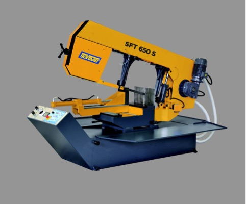 Soitaab SFT 650 structural mitre bandsaw