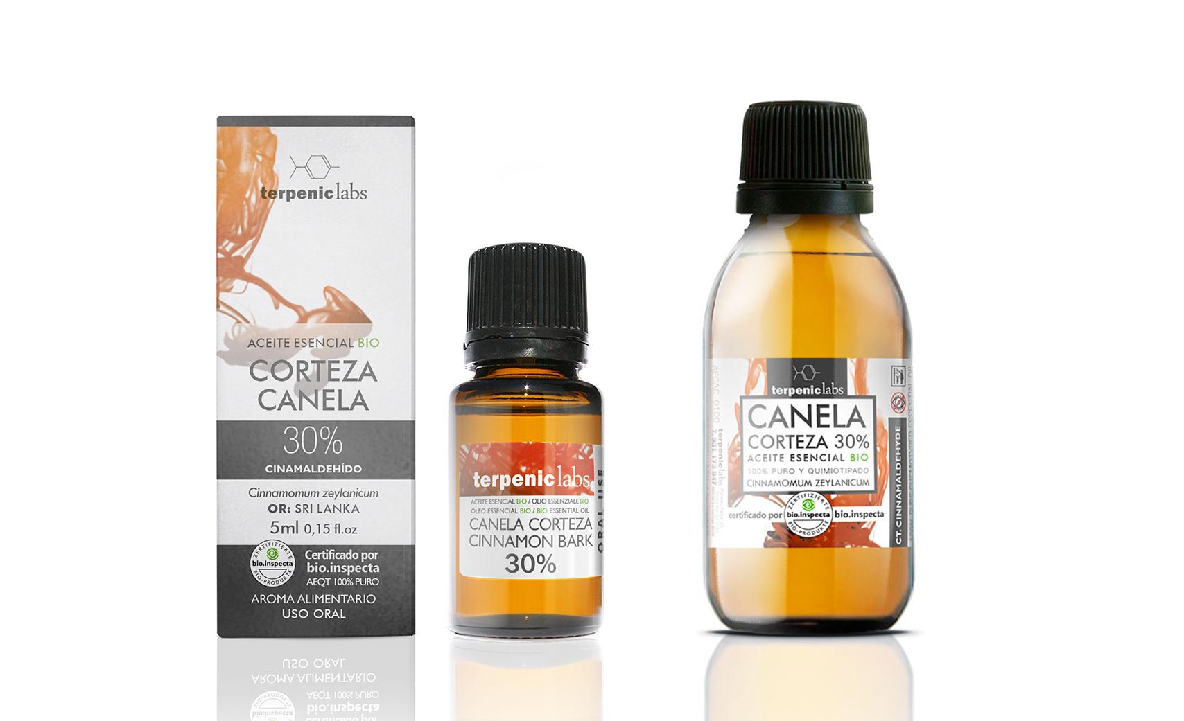 Canela Corteza 30% - Aceite Esencial