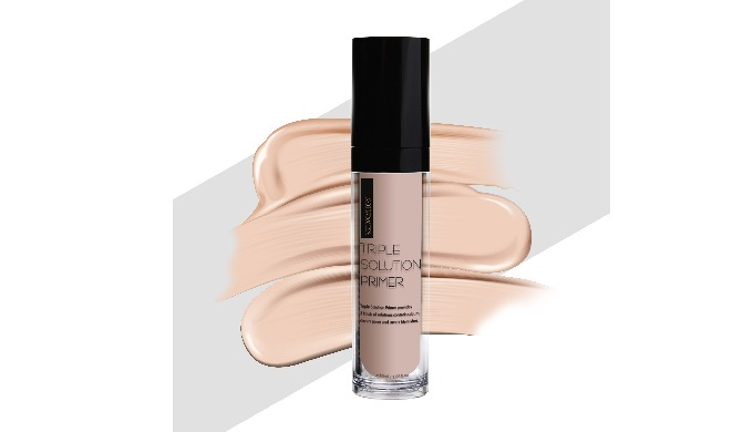 1. Confidently flawless! Excellent cover! : Covers skin pores, dullness, and acne scars, such as skin flaws and redness