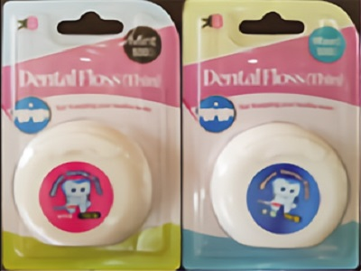 KB Dental Floss  (500D / 840D)