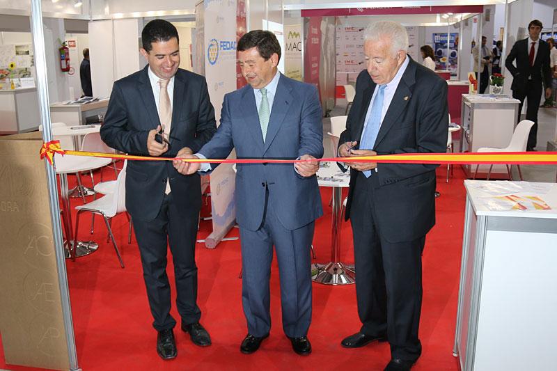 Más de 450 visitantes en IMEX - Alcoy