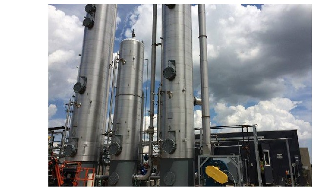 Biogas Purification Systems