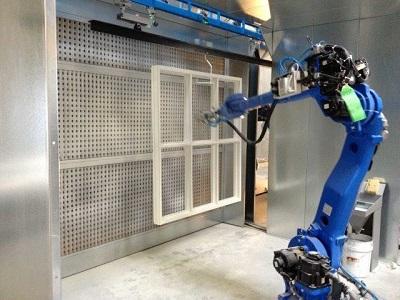 Prima-vent, Robotanlæg