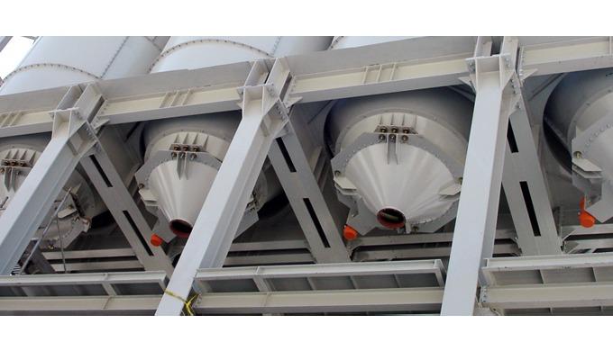 WAMGROUP es la solución integral para abridores de bolsas, activadores de contenedores, descargadoras y rellenadoras de