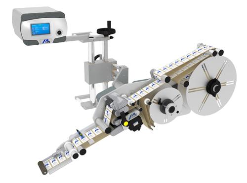 Etichettatrice automatica ad alta velocità - ALritma X