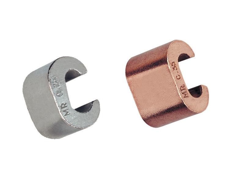 Cosse à compression en C