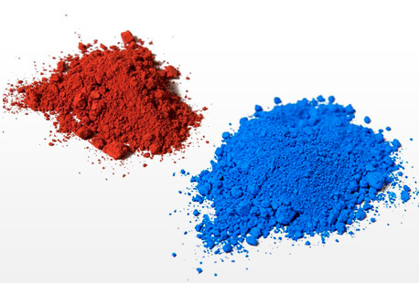 Färgpigment