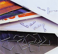 Sešívací dráty pro polygrafii a kartonáž