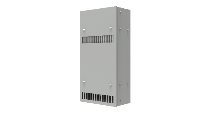 Air / Air heat exchanger Designed with the internal patented aluminium core, XVA heat exchanger has small dimensions, ve