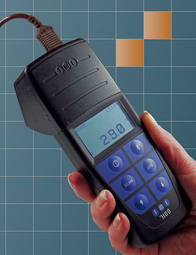 UK thermometer manufacturers, TME, are excited to launch a new Barcode scanning logging thermometer, the MM7100 New Gene