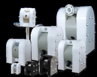 PE & PTFE series pumps
