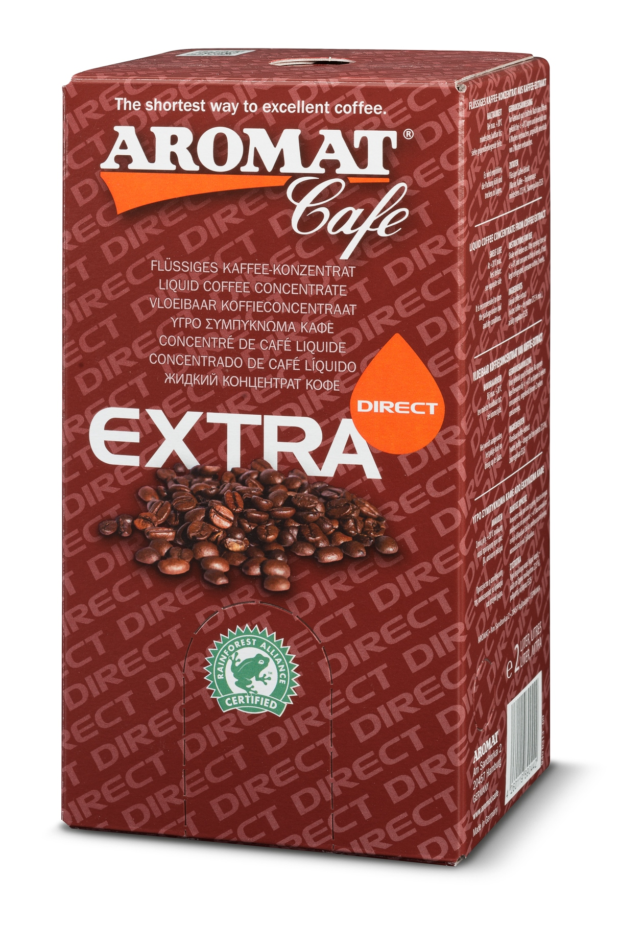 AROMAT Cafe EXTRA DIRECT