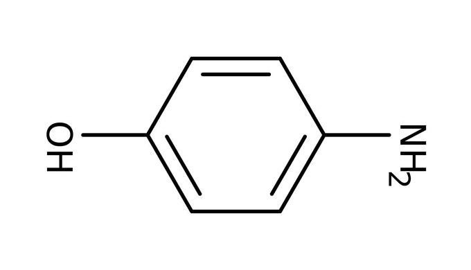 p-aminophénol, 4-aminophénol