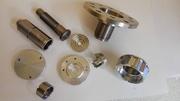 CNC obráběné díly Výroba rotačních dílů na CNC obráběcích centrech. Zakázkové CNC obráběné díly dle dodané dokumentace.