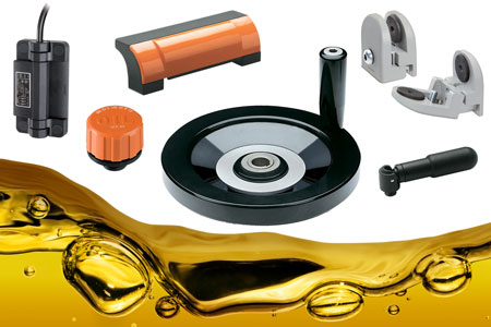 Machine safety components