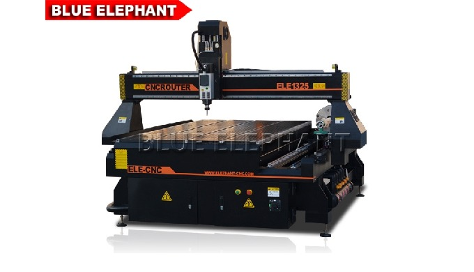 Features: 1. Compared with 1212 Mini CNC Router, they were both designed with rotary device. 2. Like another kinds of CN