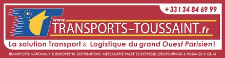 TRANSPORT TOUSSAINT (Transports Toussaint)