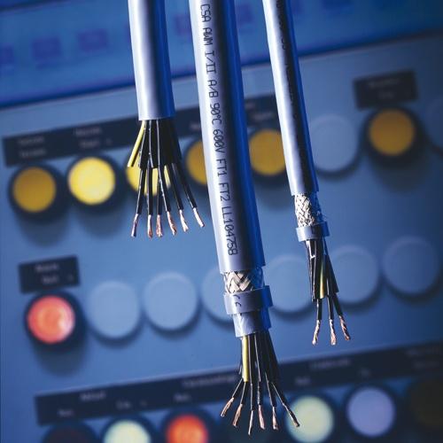 PVC-Anschlussleitung