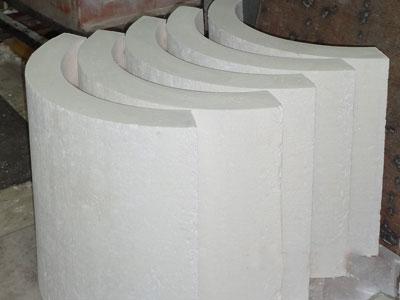 Insulating Cylindrical Segment