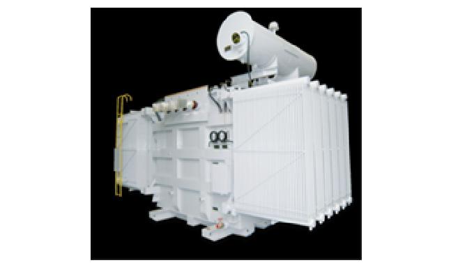 Trasformatore di alimentazione è un dispositivo per la trasmissione di potenza dal generatore di corrente per sottostazi