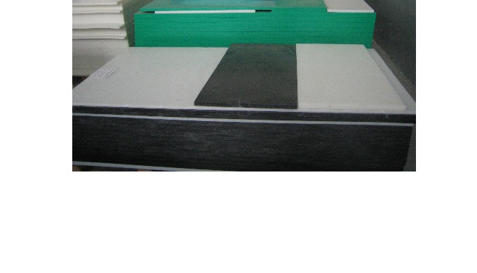 PTFE (Polytetrafluoroethylene) Sheets Press-Extruded Thickness Range 15-100mm. Width: 1000mm. Lenght: 1000mm (Standard).